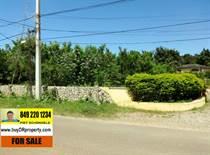 Lots and Land for Sale in La Mulata, Sosua, Puerto Plata $38,000