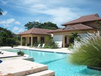 Homes for Sale in Sea Horse Ranch, Cabarete Bay , Puerto Plata $2,450,000