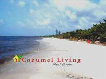 Lots and Land for Sale in North Hotel zone, Cozumel, Quintana Roo $350,000