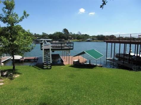 Backyard to Lake