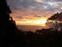 Lots and Land for Sale in Dominical, Puntarenas $85,000