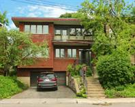 Homes for Sale in Cote des Neiges, Montréal, Quebec $1,995,000