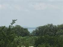 Lots and Land Sold in The Peninsula at Mystic Shores, Canyon Lake, Texas $57,500