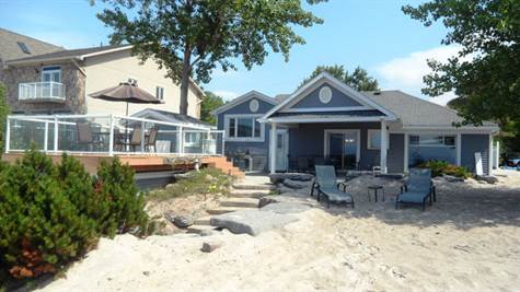 Superb Home For Rent Lease In Bluewater Beach Ontario 2 500 Weekly Home Interior And Landscaping Mentranervesignezvosmurscom