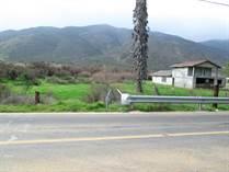 Lots and Land for Sale in Valle de Guadalupe, Ensenada, Baja California $100,000