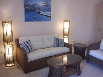 Tropical Terrace On This Playa Turquesa 1BR Condo, Suite 1103, Bávaro, La Altagracia