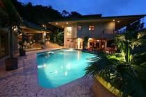 Homes for Sale in Manuel Antonio, Puntarenas $1,395,000