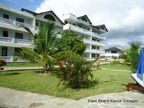 Homes for Rent/Lease in Diani Beach , Coast KES85,000 monthly