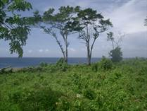 Lots and Land for Sale in Rio San Juan, Maria Trinidad Sanchez $400,000