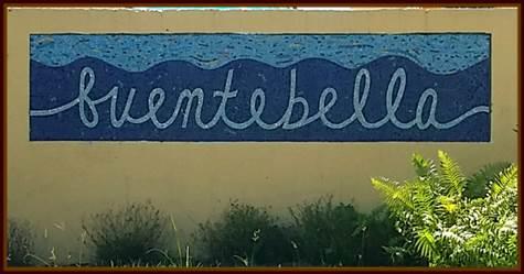 Letrero Fuentebella