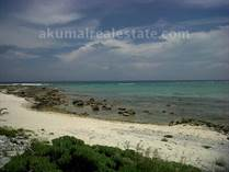 Lots and Land for Sale in Tankah Bay, Soliman/Tankah Bay, Quintana Roo $450,000