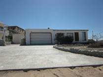 Homes for Sale in Cholla Bay, Puerto Penasco/Rocky Point, Sonora $165,000