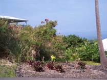 Lots and Land for Sale in Kona Paradise, Captain Cook, Hawaii $95,000