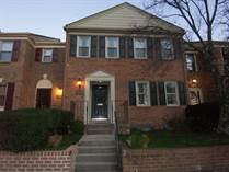 Homes for Rent/Lease in Georgetown Village, North Bethesda, Maryland $2,950 monthly