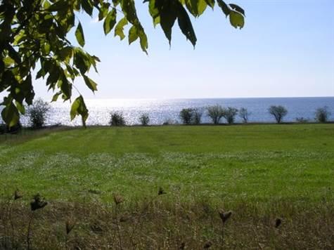 Lake Ontario Waterfront Lot