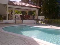 Homes for Rent/Lease in Altos De Arroyo Hondo Iii, Santo Domingo $2,500 monthly