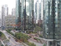 Commercial Real Estate for Rent/Lease in Coal Harbour, Vancouver, British Columbia $3,600 monthly