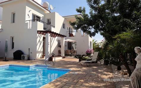 Peyia-Paphos Cyprus-villa-1