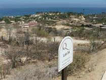 Lots and Land for Sale in Querencia, San Jose del Cabo, Baja California Sur $525,000