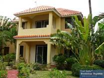 Homes for Sale in El Cortecito, Bávaro, La Altagracia $185,000
