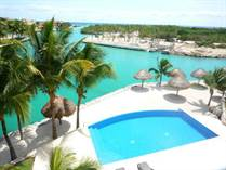 Homes for Sale in Marina, Puerto Aventuras, Quintana Roo $680,000