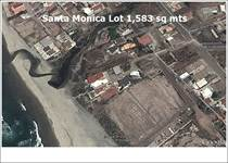 Lots and Land for Sale in Colonia Reforma, Playas de Rosarito, Baja California $450,000