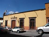 Homes for Sale in Centro, San Miguel de Allende, Guanajuato $2,300,000