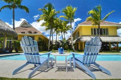 Cap Cana Luxury Villa For Sale    Villa Yarari 4 BDR 870    Punta Cana, Dominican Republic