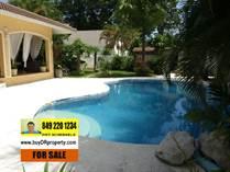 Homes for Sale in Cabarete Bay , Puerto Plata $330,000