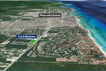 Lots and Land for Sale in Playa del Carmen, Quintana Roo $5,512,000
