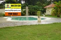 Homes for Sale in Costa Azul, Cabarete, Puerto Plata $160,000