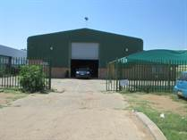 Commercial Real Estate for Rent/Lease in Broadhurst Industrial, Gaborone P30,000 monthly