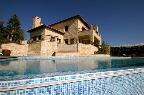 Aphrodite Hills Luxury Villa