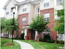 Condos for Sale in Providence Glen, Chapel Hill, North Carolina $189,900