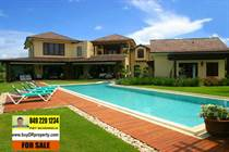 Homes for Sale in Seahorse Ranch, Sosua, Puerto Plata $1,200,000