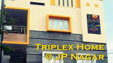 Actual Images of JP Nagar House