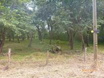 Lots and Land for Sale in Santa Rosa, Tamarindo, Guanacaste $65,000