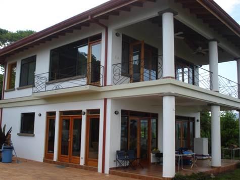 Dominical, Lagunas, Punta Mira House