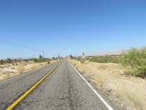 Lots and Land for Sale in Airport of San felipe, San Felipe B.C., Baja California $4,850,000