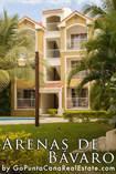 Condos for Rent/Lease in El Cortecito, Bávaro, La Altagracia $455 weekly