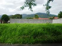Lots and Land for Sale in Santa Ana, San José $115,000