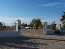Commercial Real Estate for Sale in Las Lagrimas, Puerto Penasco/Rocky Point, Sonora $150,000
