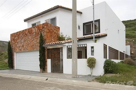 Stone and stucco exterior