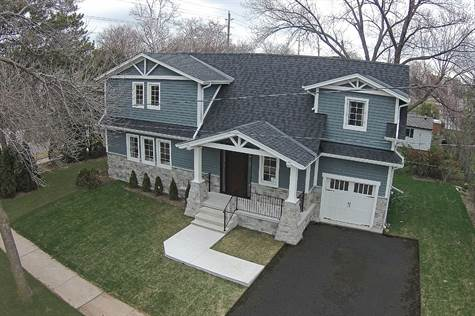 5370 Bromley Road Arial View