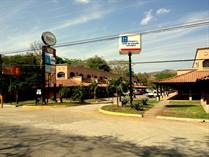 Commercial Real Estate for Sale in Playas Del Coco, Guanacaste $140,000