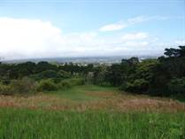 Lots and Land for Sale in Heredia, Heredia $875,000
