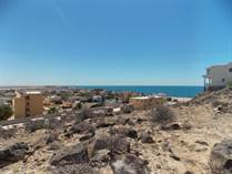 Lots and Land for Sale in Whale Hill, Puerto Penasco/Rocky Point, Sonora $92,000