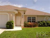 Homes Sold in NW - Units 51-53,55-57,59-61, 76,80-82,98,U29A, Cape Coral, Florida $119,000