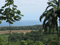 Lots and Land for Sale in Hatillo, Dominical, Puntarenas $99,000