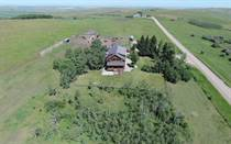 Farms and Acreages for Sale in Willow Creek County MD., Nanton, Alberta $799,900